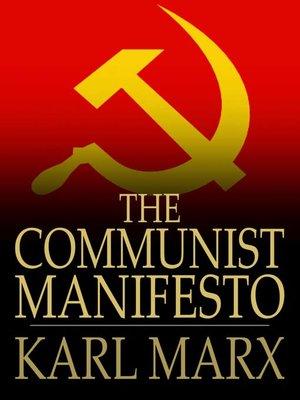 Karl Marx And The Communist Manifesto Essay Karl Marx The Communist Manifesto  Notable Quotes