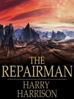 cover image of The Repairman