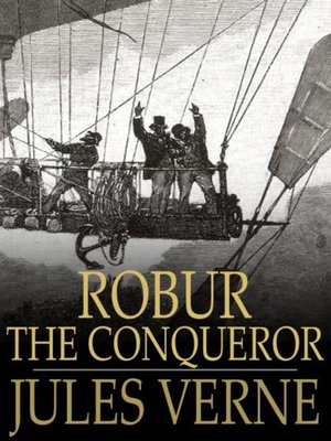 cover image of Robur the Conqueror