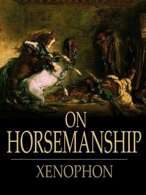 cover image of On Horsemanship