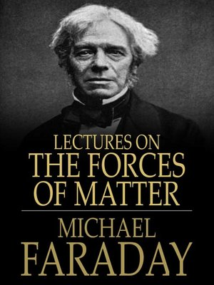 cover image of Lectures on the Forces of Matter
