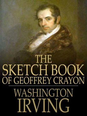 cover image of The Sketch Book of Geoffrey Crayon