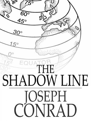 cover image of The Shadow Line
