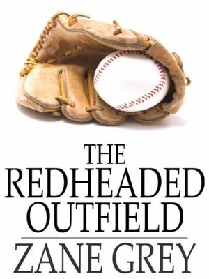 cover image of The Redheaded Outfield