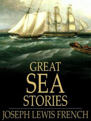 cover image of Great Sea Stories