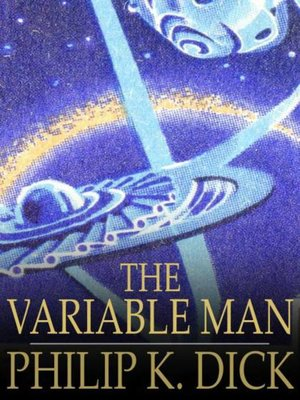 cover image of The Variable Man