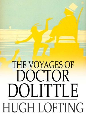 cover image of The Voyages of Doctor Dolittle