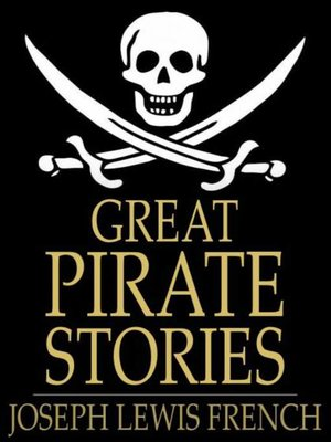 cover image of Great Pirate Stories