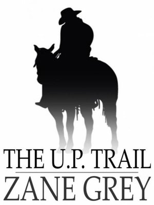 cover image of The U. P. Trail