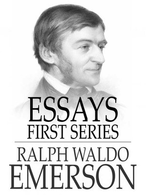 cover image of Essays, First Series