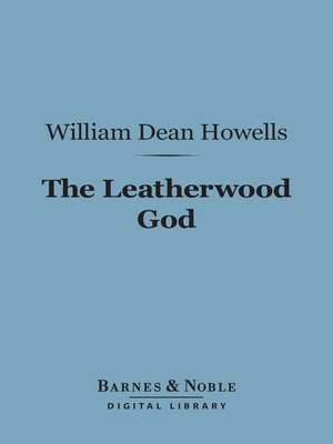 cover image of The Leatherwood God