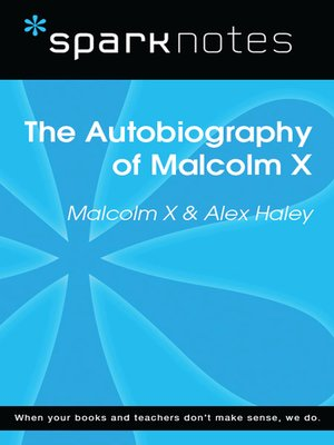 cover image of Autobiography of Malcolm X