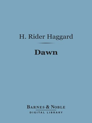 cover image of Dawn