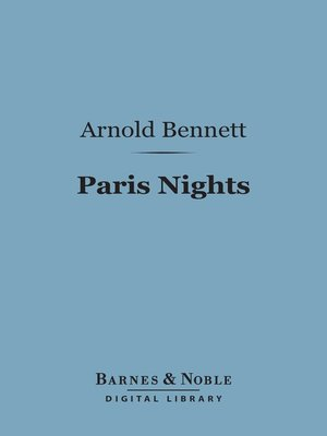 cover image of Paris Nights