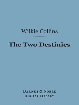 cover image of The Two Destinies