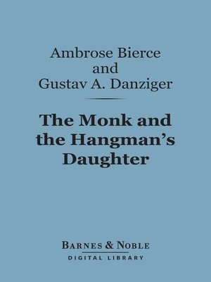 cover image of The Monk and the Hangman's Daughter