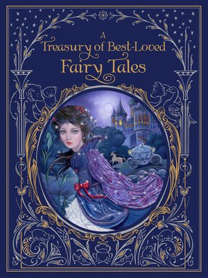 cover image of A Treasury of Best-Loved Fairy Tales