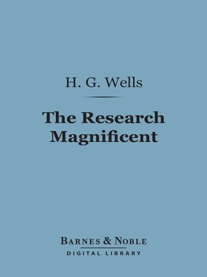 cover image of The Research Magnificent