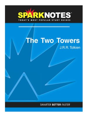 cover image of The Two Towers (SparkNotes Literature Guide)