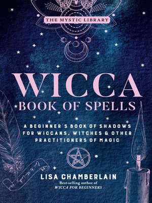 cover image of Wicca Book of Spells