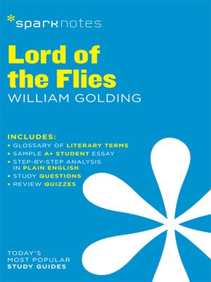 cover image of Lord of the Flies: SparkNotes Literature Guide