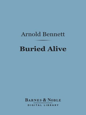 cover image of Buried Alive
