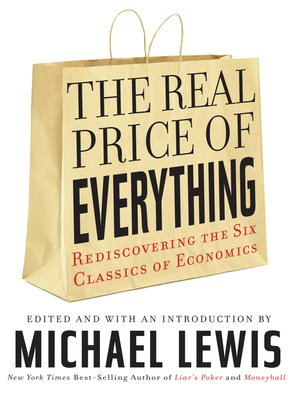 cover image of The Real Price of Everything