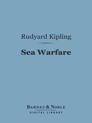 cover image of Sea Warfare