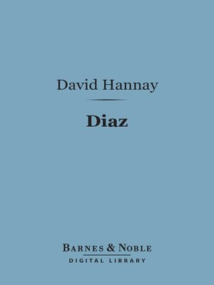 cover image of Diaz