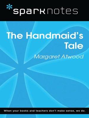 cover image of The Handmaid's Tale: SparkNotes Literature Guide