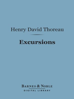 cover image of Excursions