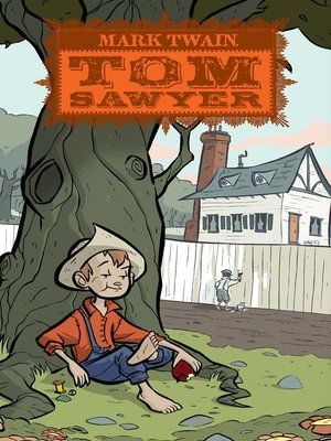 cover image of Tom Sawyer