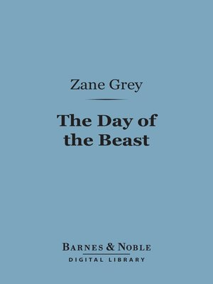 cover image of The Day of the Beast