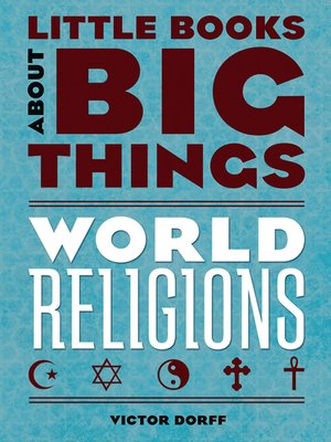 World religions by thomas a robinson overdrive rakuten overdrive cover image of world religions fandeluxe Gallery