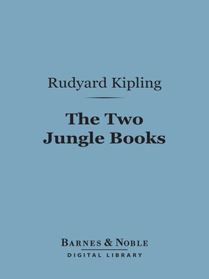 cover image of The Two Jungle Books