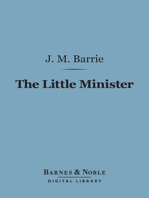 cover image of The Little Minister