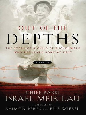 cover image of Out of the Depths