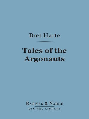 cover image of Tales of the Argonauts