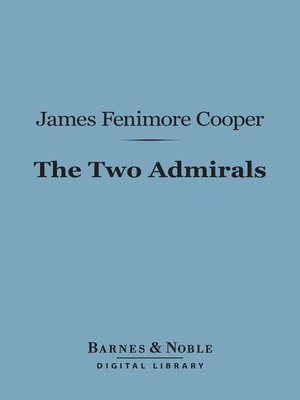 cover image of The Two Admirals