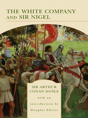 cover image of The White Company and Sir Nigel