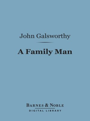 cover image of A Family Man