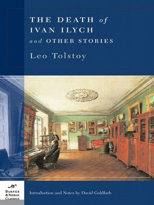 cover image of The Death of Ivan Ilych and Other Stories