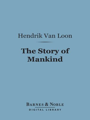 cover image of The Story of Mankind