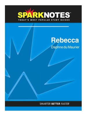 cover image of Rebecca: SparkNotes Literature Guide