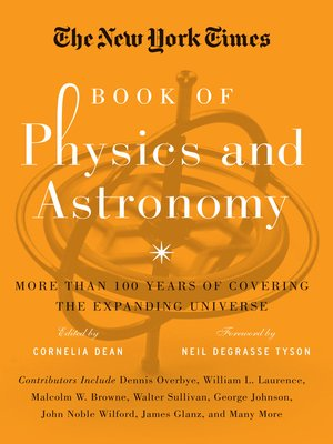 cover image of The New York Times Book of Physics and Astronomy