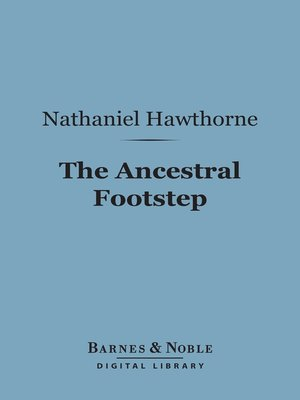 cover image of The Ancestral Footstep