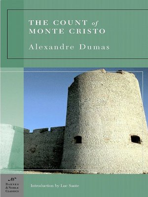 cover image of The Count of Monte Cristo (abridged)