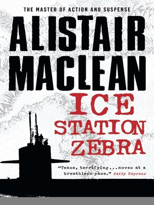 cover image of Ice Station Zebra