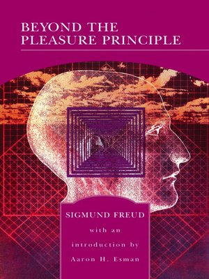 cover image of Beyond the Pleasure Principle