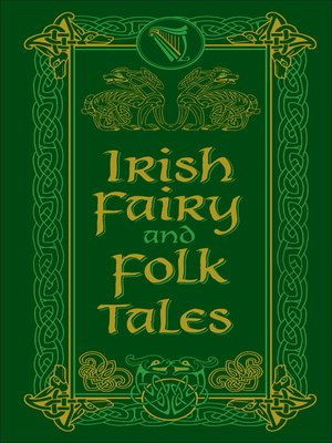 cover image of Irish Fairy and Folk Tales
